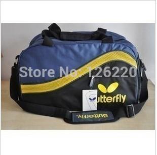 Table tennis ball bag b830 rectangle portable small travel bag shoulder bag built-in shoe(China (Mainland))