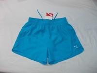 Sports shorts male athletics2 shorts running pants fitness shorts tennis ball badminton shorts quick-drying 62