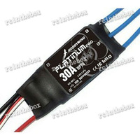 HOBBYWING Platinum-30A-Pro 2-6S Electric Speed Controller (ESC) OPTO - Specially for Multi-rotor