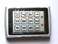 Metal shell access control machine id card access control machine weatherproof access control machine proximity card access