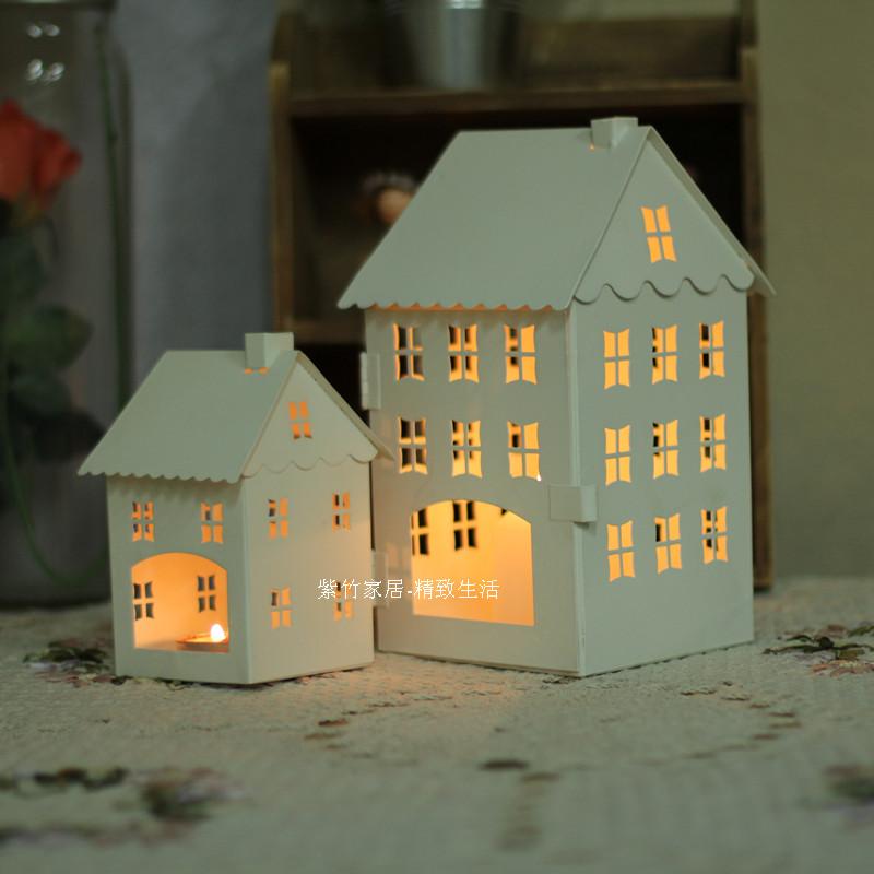 Декоративный домик своими руками из бумаги