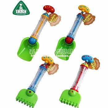 Elc - cool sand small tools - shovel rake water gun 0.3