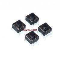Free Shipping 1000pcs Tactile Push Button Switch 6x6x5mm
