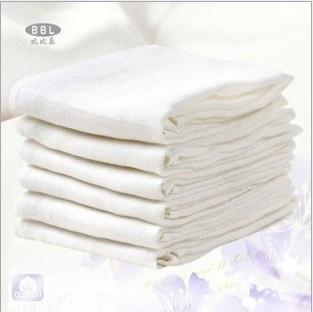 2 bag bebe 100% music newborn cotton gauze diapers white baby diaper 10 60
