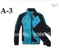 Spring sports suit jacket casual fashion male and female models.        gjjkmdj