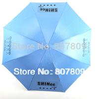 2014 new parasol frozen umbrella kids 6pcs/lot mixed for free shipping shinee/2ne1/jyj/ss501/beast/boyfriend anti uv umbrella