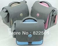 Blue Waterproof Cover DSLR Camera Case Bag for Canon eos 5D/5D Mark II Nikon D5000 D5100 D3100 D7000 Free shipping