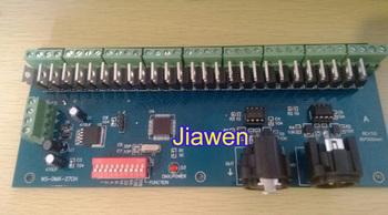 2013 Drop price ! 27 Channel easy DMX512 LED Controller,dmx decoder & driver 4pcs/lot
