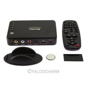 A1HD Full HD 1080p HDMI Media Player MKV/AVCHD/MOV/H.264 USB2.0 TV AV 81866