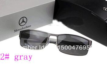 2013 hot sale Freeshipping Mirror driver luxury male boutique sunglasses polarized sunglasses prevent UVA, UVB