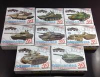 C8705 4D Model Kit Battle Tank 1:72 Scale Railway Layout HO OO BOX SET NEW