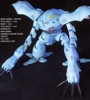 Free Shipping Bandai 1/144 HGUC 037 MSM-03C Hy-Gogg Gundam Model Building kit Gundam Toys