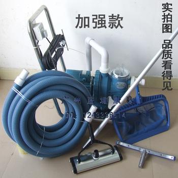 Swimming pool underwater vacuum cleaner manual cleaning machine fish-pond cleaning machine 2.0