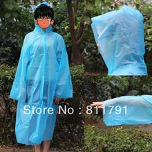 cheap emergency rain poncho