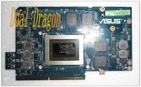 New original Nvidia Video card GTX 670M 3GB GDDR5 N13E-GS1-LP-A1 graphics card / VGA card for ASUS G75V G75VW Fully tested