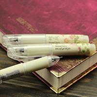 Unisex pen vintage unisex pen unisex cartoon pen short pen carry pen