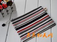 Invoice bags wallet bag cell phone pocket zipper bags pencil case company's seal bags bag a5