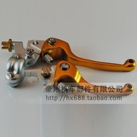Dirt Bike CNC Aluminum Alloy Brake Hand And Clutch Hand,Free Shippin