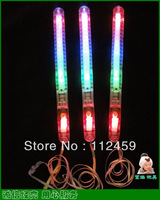 free shipping glow  stick,flashing lighting sticks 7 colour Flashing Party & Camping LED Light Glow Sticks