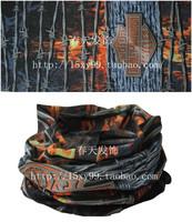 Free shipping Outdoor bandanas sunscreen sweat absorbing magicaf magic bandanas high-elastic seamless scarf face mask ride