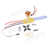 New RC 2200 Brushless Motor 2212-6 + ESC 30A 13283