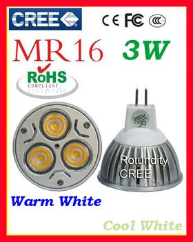10X MR16 3w 6w 9w Warm Cool White 12v Downlights High Power Energy Saving Light Lamp Bulb