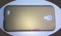 Black Thin Matte Transparent Hard Back Plastic Protective Soft Case Cover Skin For Samsung S4 I9500