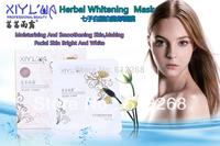 Herbal Whitening facial Mask face mask wholesale 6 Pcs Freeshipping