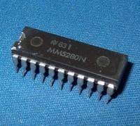 1PCS MM5280N MM5280 4096-Bit Dynamic RAM