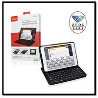 Brand New Ipega MultiMedia Wireless Bluetooth Sliding Foldable Stand Keyboard Case For Apple Ipad Mini Free Shipping