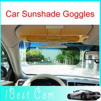 car sunshade goggles auto sunglasses shield flip cover sun visor clip night vision goggles wholesale hot sale Drop ship kids toy