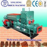 Low investment ! Clay brick making machine