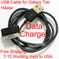USB Cable / Data Cable for Samsung Galaxy Tab 2 P3100 / P3110 / P5100 / P5110 / N8000 Note 10.1 Tablet