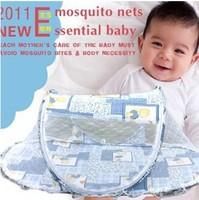 Baby mosquito net belt mount baby bed mosquito net baby mosquito net child mosquito net folding
