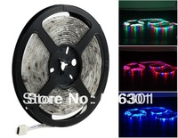Free shipping + 5050 5M 24-key 12V IR Colorful 300-light LED Light Strip