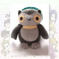 Owl plush toy gift for christmas gift for birthday gift for all festival 23cm no tags free shipping
