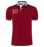 2013 Men's POLO Shirt With Short Sleeves NO.10 Cotton Short Sleeve POLO Shirt London