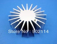 5pcs/lot High power LED heatsink, Suitable for 1W Power LED, 35MMx10M Free Shipping