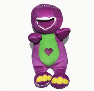 "Singing Musical Barney The Dinosaur Plush 11"" ""I Love You"" Brand New Toy(China (Mainland))"
