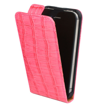 2013  new hot sale For apple   isido 4iphone4s phone case leather case cell phone case flip leather case fresh