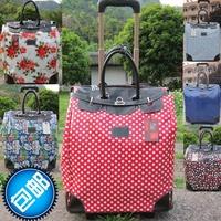 22 large capacity travel bag trolley luggage trolley bag trolley travel bag luggage handbag