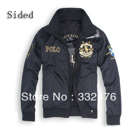 New arrival 2013 spring autumn men's jacket polo paul sports jacket casual outerwear down jacket leather jacket baseball uniform(China (Mainland))