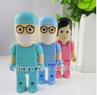 Doctor model USB 2.0 Flash Memory Pen Drive Stick 2GB 4GB 8GB 16GB 32GB 64GB