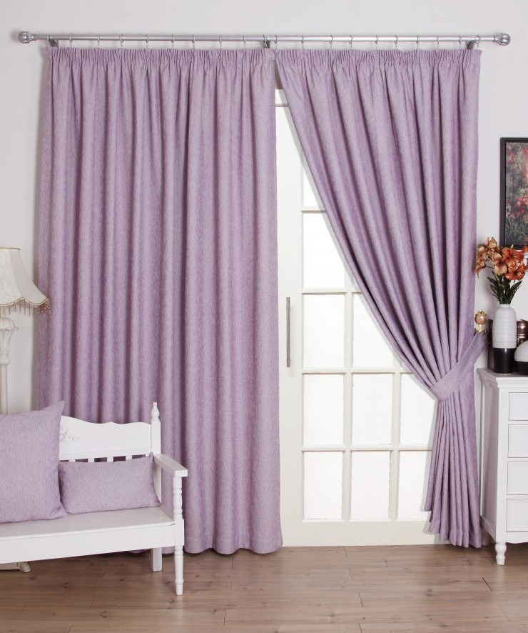 Fashion fashion thickening plain curtain fabric - curtain customize - 2.8 meters(China (Mainland))