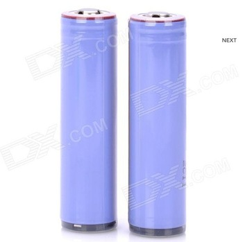 Samsung 18650 2800mAh Rechargeable Battery - Purple
