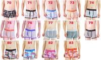 ^_^ 6pcs /lot mens boxers  fashion cotton men's underwear :  notes modles number in order messages