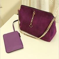 Hot Casual LEATHER Women's handbag fashion chain shoulder bag  leather handbag cross-body bag