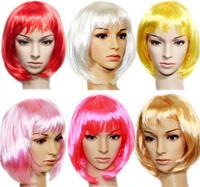 Ball props supplies halloween wig bobo wig hair set