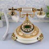 Fashion phone fashion vintage telephone antique caller id telephone back light