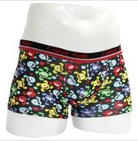 10PCS/LOT  Free shipping Best Quality Men's Underwear BoxersUnderwear Man Underwear Boxer Shorts L/XL/XXL